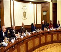 مجلس الوزراء يستعرض جهود التعاون مع صندوق «النقد الدولي»