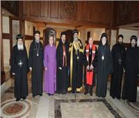الكاثوليكية تستقبل مجلس «كنائس مصر».. السبت المقبل