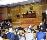 محافظ أسوان يُشدد على الانتهاء من كافة الاستعدادات لاستقبال «الشباب الإفريقي»