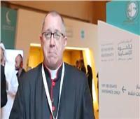 شاهد| كبير قساوسة بأبو ظبي: «الأخوة الإنسانية» محطة جديدة للتعايش والسلام
