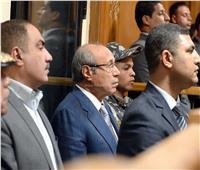 ننشر صور من داخل جلسة محاكمة «حبيب العادلي»