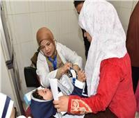 وزيرة الصحة: علاج 15 ألف مواطن من أهالي «جزيرة الوراق» خلال 22 قافلة