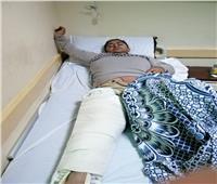 «البيطريين»: إصابة طبيب بكسر مضاعف خلال حملة لتحصين الماشية بالفيوم