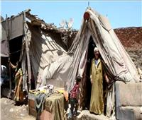 صور رغم جهود الحكومة.. المناطق العشوائية قنابل موقوتة بالغربية