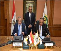 «الوطنية لمكافحة الفساد» والمعهد العربي لإعداد القيادات يوقعان بروتوكول تعاون