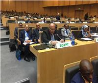شكري يشارك في اجتماعات اليوم الأول للمجلس التنفيذي للاتحاد الأفريقي