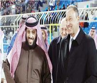 تركي آل الشيخ يكشف سبب أزمته مع الأهلي