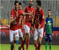 بالأرقام| قبل مواجهة الحرس.. ماذا قدم الأهلي في الدوري؟