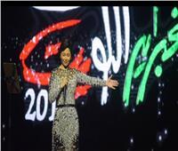 حذاءشيرين عبد الوهاب يتسبب في ضحك هستيري لجمهور «هلا فبراير»