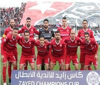 النجم الساحلي التونسي يتأهل لنصف نهائي كأس زايد للأندية
