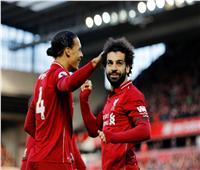 فيديو| محمد صلاح يعادل إنجاز سواريز مع ليفربول