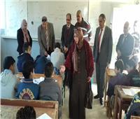 شوشة يعفي مدير مدرسة بالعريش من منصبه لعدم الاستعداد للدراسة