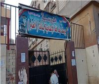 حجازي يتفقد مدرسة «يوسف جاد الله» بالعمرانية