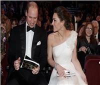 الأمير وليام وزوجته ضمن الحاضرين لحفل جوائز البافتا «الأوسكار البريطاني»