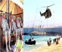 ختام فعاليات التدريبات المشتركة «الصباح 1/ اليرموك 4» بالكويت