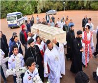 وفاة كاهن كنيسة الجونة القمص بيشوي
