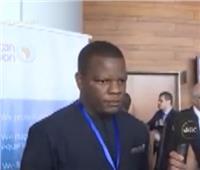 فيديو|البرلمان الإفريقي: السيسي سيضفي طاقة جديدة على الاتحاد الإفريقي