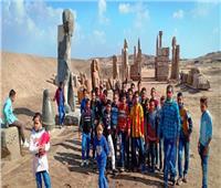 تنفيذ رحلات مجانية للمناطق الأثرية بالشرقية