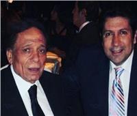 هاني رمزي ينشر صورة مع الزعيم.. ويوجه رسالة له