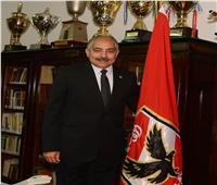 العامري فاروق:  قرارات الأهلي واضحة و ندعم مؤسسات الدولة بقوة