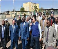 وزير النقل السوداني: السيسي تولى رئاسة «الاتحاد الأفريقي» في توقيت هام