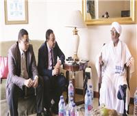 حوار| رئيس المجلس الوطني السوداني: رئاسة مصر للاتحاد الإفريقي «شيلة تقيلة»