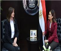 وزيرتا الاستثمار والهجرة تتفقان على تنظيم مؤتمر «مصر تستطيع بالاستثمار»
