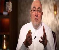 بالفيديو| خالد الجندي: مسن الإسكندرية قدوة نتعلم منها