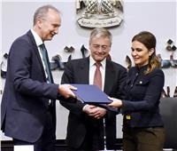 صور  مصر وألمانيا توقعان اتفاق الشريحة الثانية لدعم الإصلاح الاقتصادي بـ250 مليون دولار