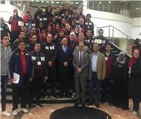 «عبدالغفار» يتلقى تقريرا حول نتائج مشاركة الوزارة في فعاليات أسبوع شباب الجامعات