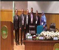 جامعة عين شمس تشارك في فعاليات المؤتمر الأول لحماية الطفل
