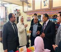 نائب محافظ الإسكندرية: تخصيص مكتب بكل حي لتوزيع بطاقات التموين