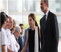 ملك إسبانيا وزوجته يصلان للرباط في مستهل زيارة للمغرب