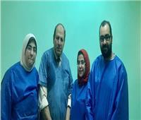 استئصال ورم وزنه 10 كيلوجرامات من رحم سيدة بمستشفى جامعة المنوفية