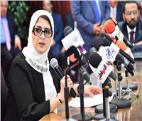 عاجل| وزيرة الصحة في زيارة مفاجئة إلى مستشفى هليوبوليس