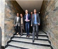 وزير الإسكان يختتم أولى جولاته بزيارة مشروعي JANNA وسكن مصر