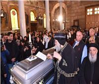 البابا تواضروس ناعيًا أسقف البحر الأحمر: «خدم إيبارشيته بأمانة»