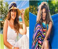 فيديو وصور  «قصف جبهات» بين ياسمين عبد العزيز وريهام حجاج بسبب «عيد الحب»