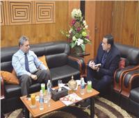 رئيس شركة ميناء القاهرة الجوي: روسيا أشادت بإجراءات التأمين واجتزنا كل التفتيشات
