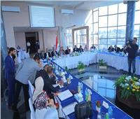 صور| انعقاد الجمعية العامة لشركات النيل للطرق والكباري والرصف