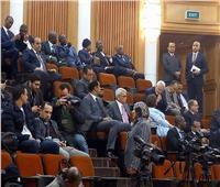 الدستورية العليا تستقبل الوفود الأفارقة للمشاركة فى مؤتمرها الثالث