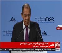 لافروف: بوتين لن يتحمل الإرهابيين في إدلب كثيرا