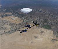 غدا انطلاق مهرجان «القفز» بالمظلات تنشيطًا للسياحة المصرية