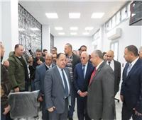 تفاصيل جولة وزير المالية في مستشفيات بورسعيد لتطبيق التأمين الصحي الشامل