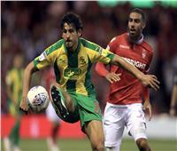 المحمدي يواجه حجازي في مباراة أستون فيلا وويست بروميتش