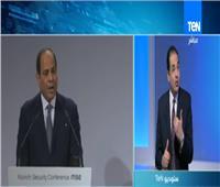 فيديو| خبير علاقات دولية: مصر صخرة صلبة تتحطم عليها المخططات التآمرية