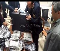 الجمارك تضبط «12 كيلو كوكايين» مع مواطن تركي بمطار القاهرة