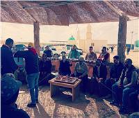 «أبوستيت» يلتقي العاملين بمشروع الـ20 ألف فدان بالمنيا ويكافأ المتميزين