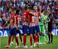 أتلتيكو مدريد يهاجم فاليكانوبـ«جريزمان وموراتا»
