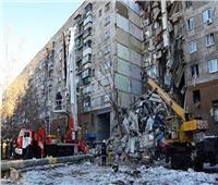 انهيار جزئي لجدران مبنى بجامعة سان بطرسبرج الروسية..ولا ضحايا